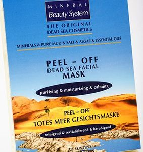 peel-off face mask