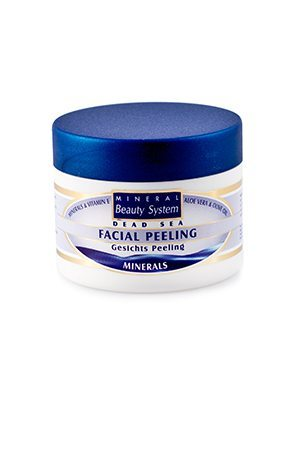 dead sea facial peeling