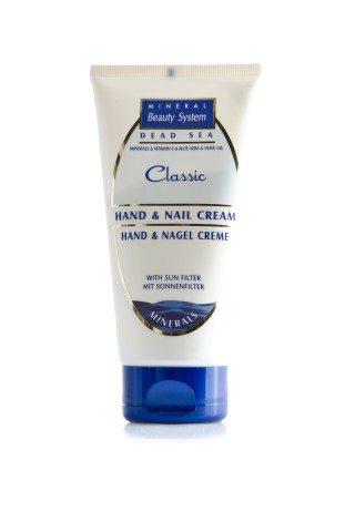 Hand and nail cream