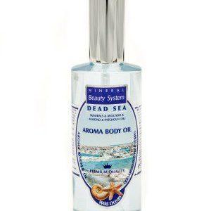 aroma body oil
