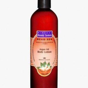 Argan oil body lotion